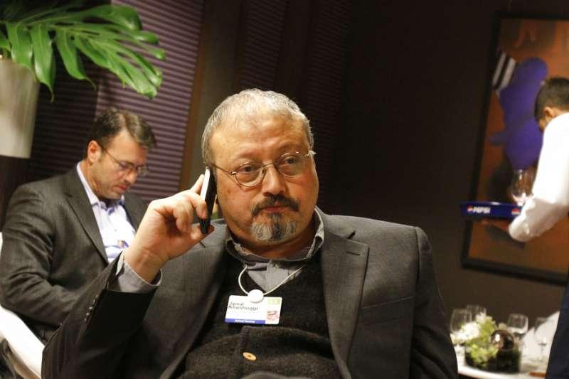 沙烏地阿拉伯知名記者哈紹吉(Jamal Khashoggi)進入沙國駐伊斯坦堡領事館後離奇失蹤,哈紹吉未婚妻投書《華盛頓郵報》,希望川普查明真相。(AP)