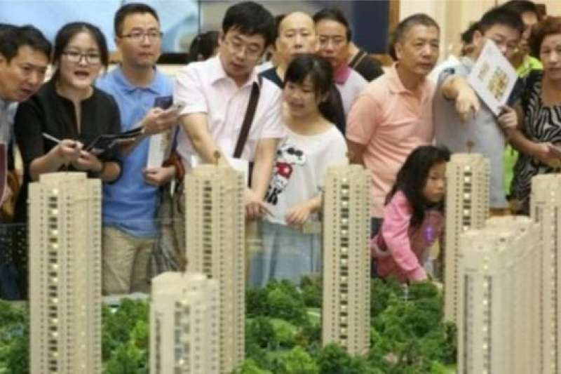 中國正在醞釀的房產稅被認為將針對一些高端房地產或擁有多套房子的個人