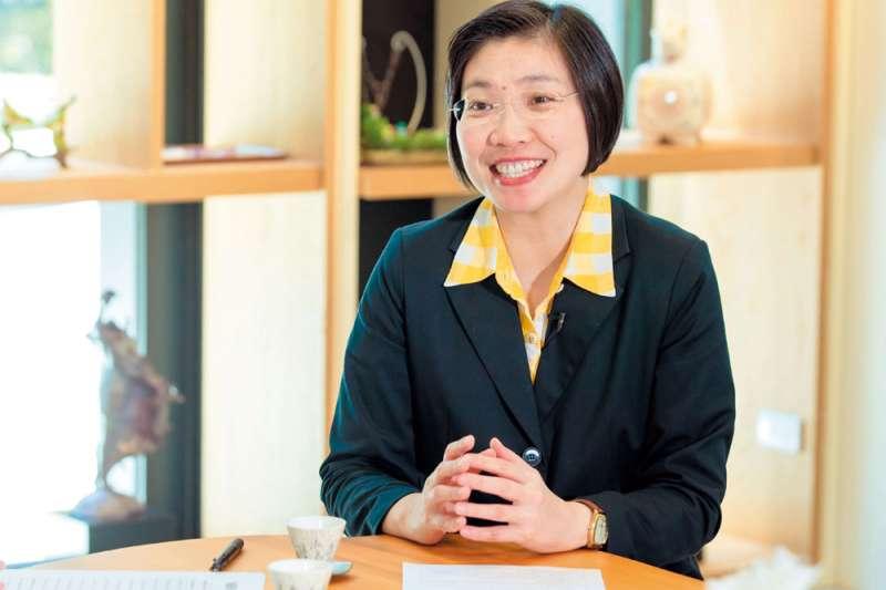 新新聞》徐欣瑩:善用小數據  編織日常幸福-風傳媒