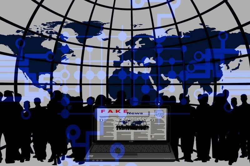 身處科技社會,我們該如何判斷什麼是假新聞?什麼是錯誤資訊?(圖/想想論壇)