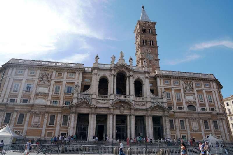 聖母瑪利亞的大教堂(曾廣儀攝)