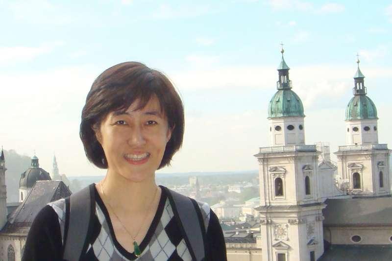 外界預料陳思寬將成為國內首位女性私人金控董事長。(取自台大網頁)