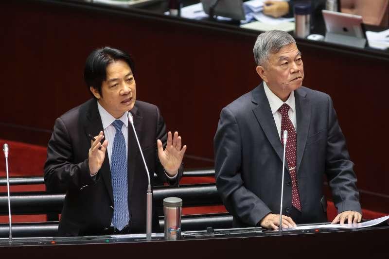 王伯輝觀點:封存核四VS.停建深澳 政治一再凌駕專業,台灣怎麼有希望?-風傳媒