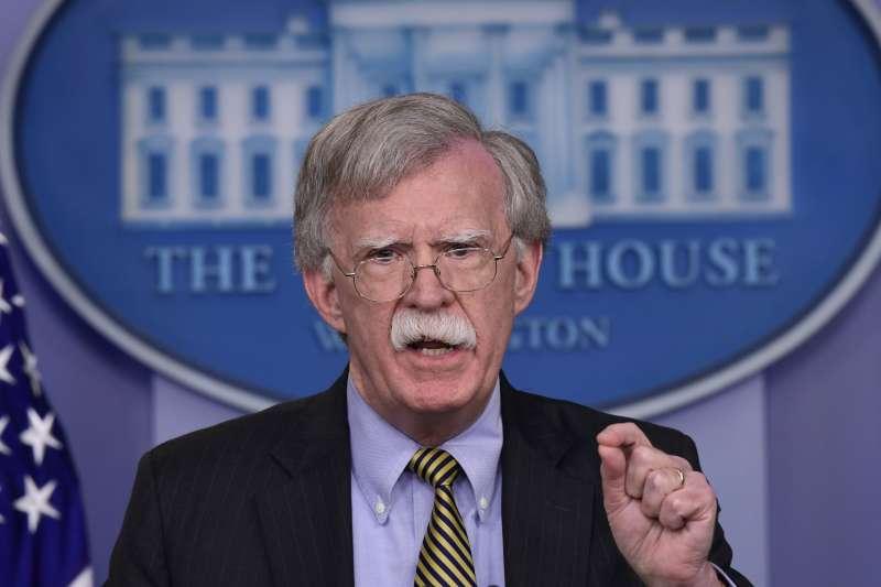 白宮國家安全顧問波頓(John Bolton):中國佔盡國際秩序便宜,現在是制止中國的時候!(AP)
