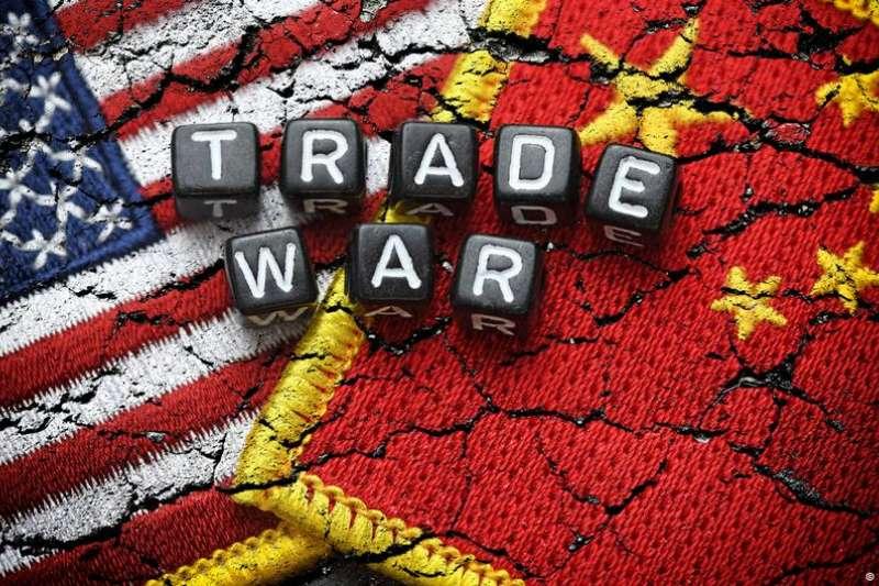 中美貿易戰愈演愈烈。有經濟學者認為,中美現在與一戰前的德英關係有共同之處(DW)