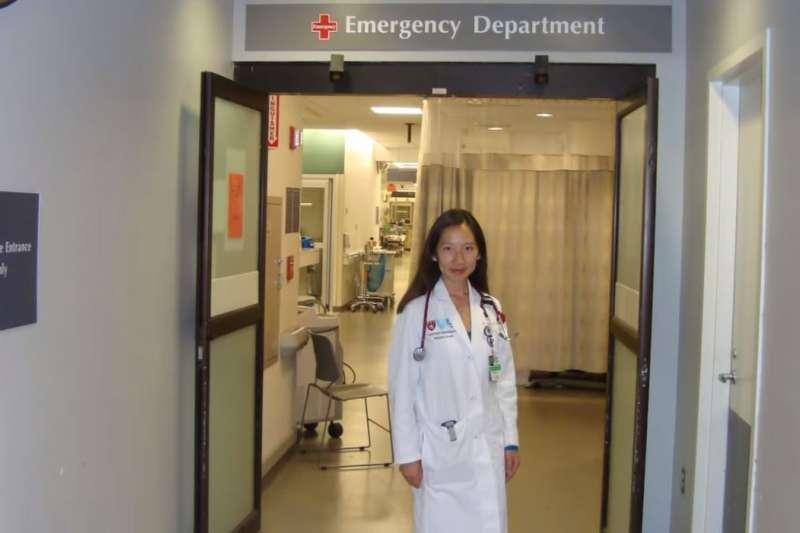 華裔女醫生溫麟衍成為美國最大女性生育組織「計畫生育」主席。(截圖自 Planned Parenthood YouTube)