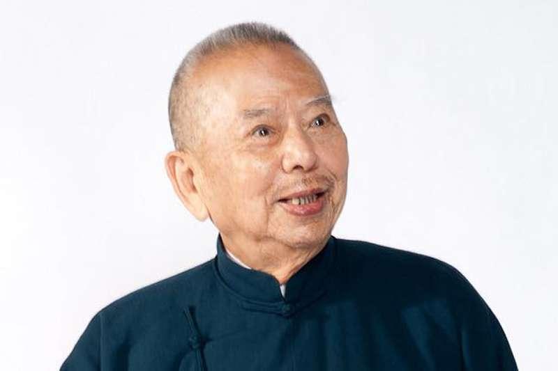 國寶相聲大師吳兆南去世,享壽93歲。(資料照,翻攝臉書「吳兆南相聲劇藝社」)