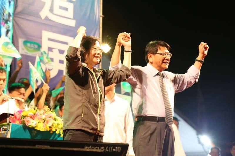 蔡英文:中國越打壓台灣,越代表我們路線是正確的-風傳媒