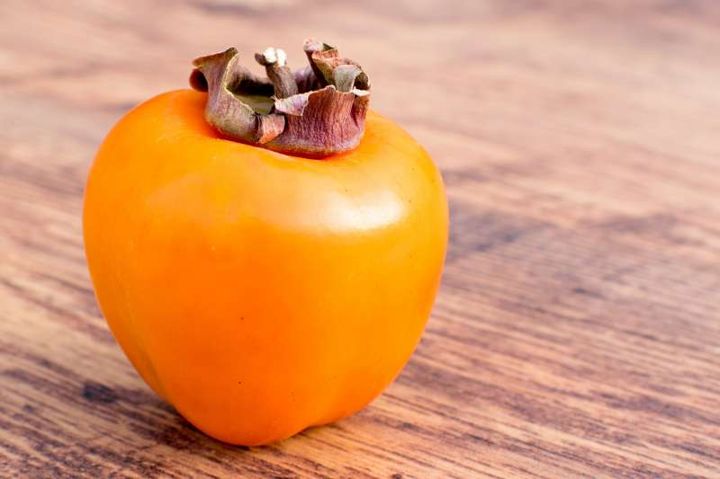 柿子。(圖/pixabay)