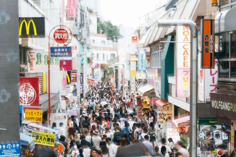 到日本旅遊,消費稅要增加了!(圖/pakutaso)