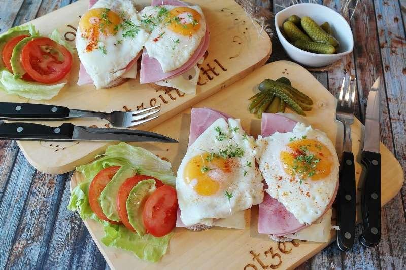 早餐少不了蛋白質!但到底要怎麼吃呢?(圖/pixabay)