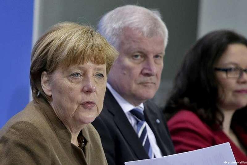 德國總理梅克爾來日無多?(DW)