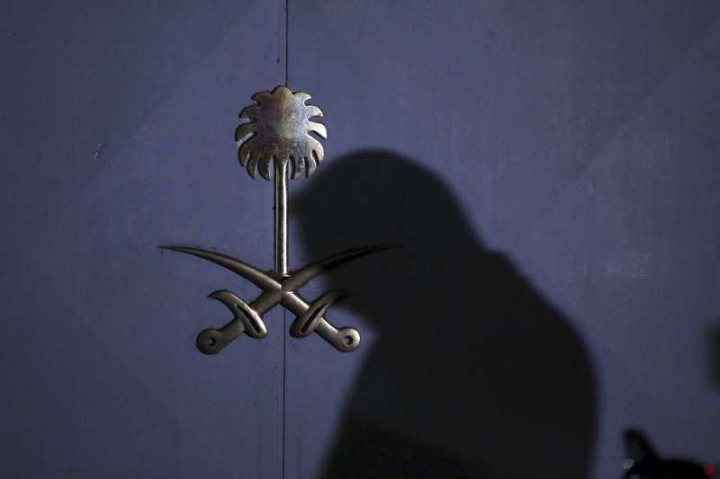 沙國駐伊斯坦堡領事館。(AP)