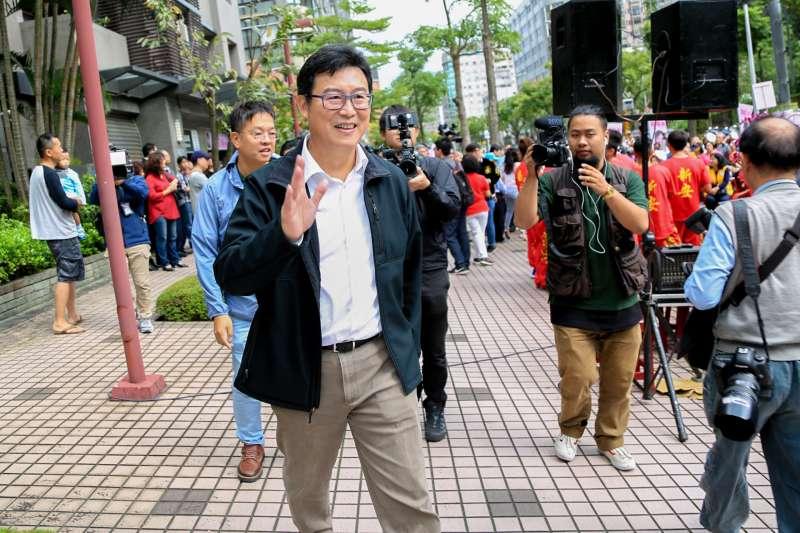 柯文哲園遊會違法遭開罰 姚文智:第一次看到當市長可以這樣「蠻幹」-風傳媒
