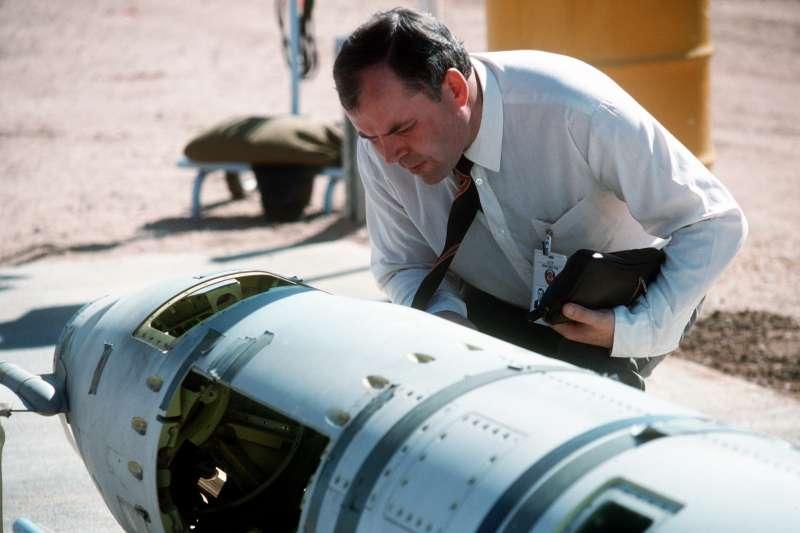 美國與蘇聯在冷戰時期締結《中程飛彈條約》銷毀陸基短程與中程飛彈(Wikipedia / Public Domain)