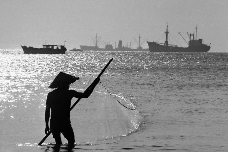 越戰時期的越南(Wikipedia / Public Domain)