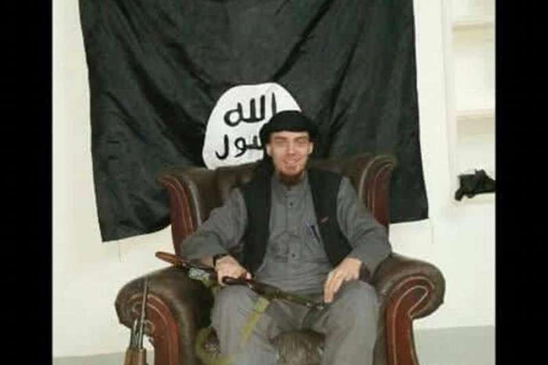 加入IS的克里斯蒂安。(德國之聲)