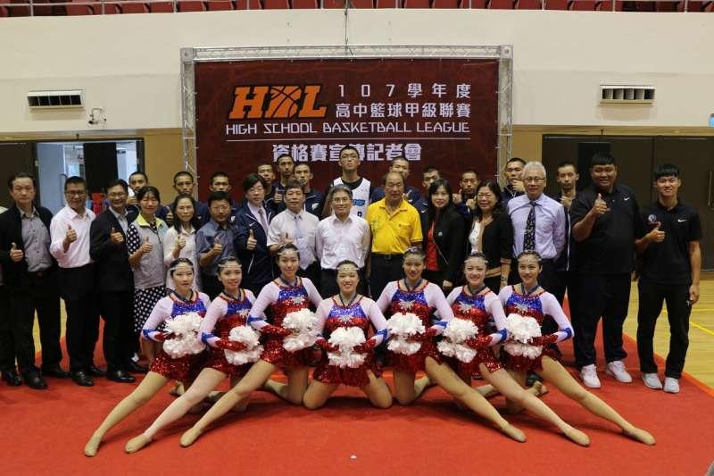 107學年度HBL高中甲級籃球聯賽資格賽,10月25日到11月4日將在新竹市立體育館盛大開打。(圖/新竹市政府提供)