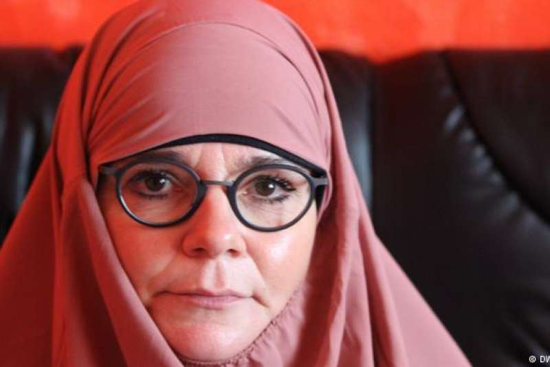 她的兒子加入了伊斯蘭國,加入了聖戰,甚至殉道。(圖/德國之聲)