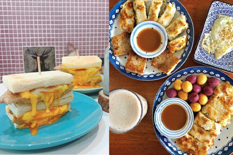 一起床只要能吃到好吃的食物,就會整天很幸福!這7間大台北超夯的早餐店絕對是起床的動力!(圖//ellen_babyy@instagram、jia_i_life@instagram,經授權提供)