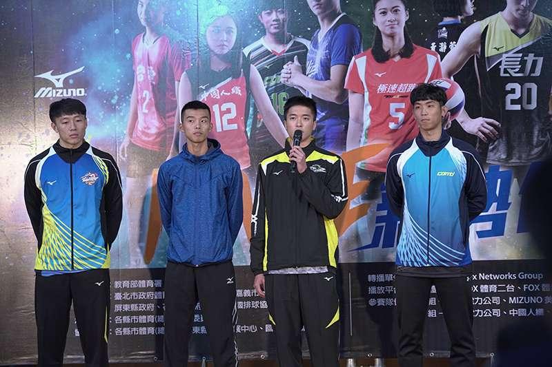 近年來台灣排球關注度逐漸提高,國內各層級賽事人氣也升溫,今年的企業聯賽也加入不少新生代球員,頗有接棒台灣排球未來希望的架勢。(中華排協提供)