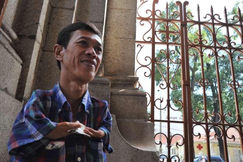 越南美軍「橙劑」受害者(Emilio Labrador@Wikipedia / CC BY 2.0)
