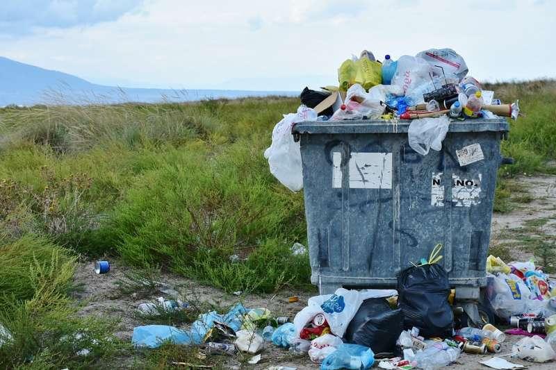 廢棄物 垃圾 資源 回收 再利用 環保(取自RitaE@pixabay/CC0)