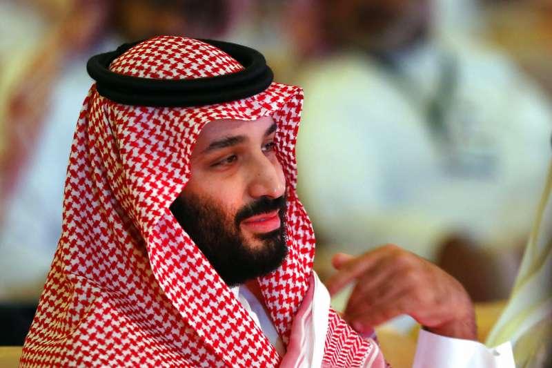 沙烏地阿拉伯王儲穆罕默德(Mohammed bin Salman)(AP)