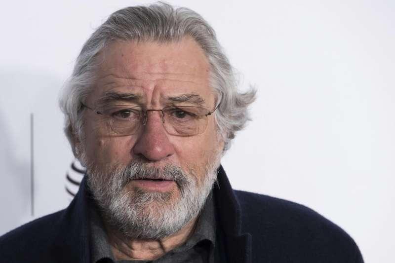 曾經試鏡《教父》以失敗收場,最後卻靠自身的絕佳演技博得美名的勞勃狄尼洛(Robert De Niro)。(AP)