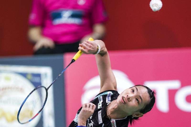 羽球年終總決賽籤表出爐,戴資穎將與山口茜分在A組。(美聯社)