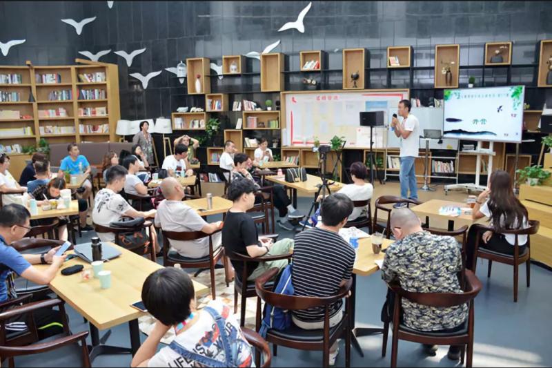 20181026-「隨鬱而安」訓練營—覓蜂咖啡廳。(取自樂見島)