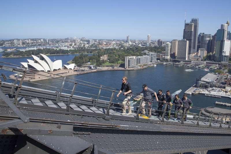 南半球大國澳洲,不僅自然環境得天獨厚,而且在許多方面都堪稱政策健全、發展均衡,可以作為世界各國的典範(AP)