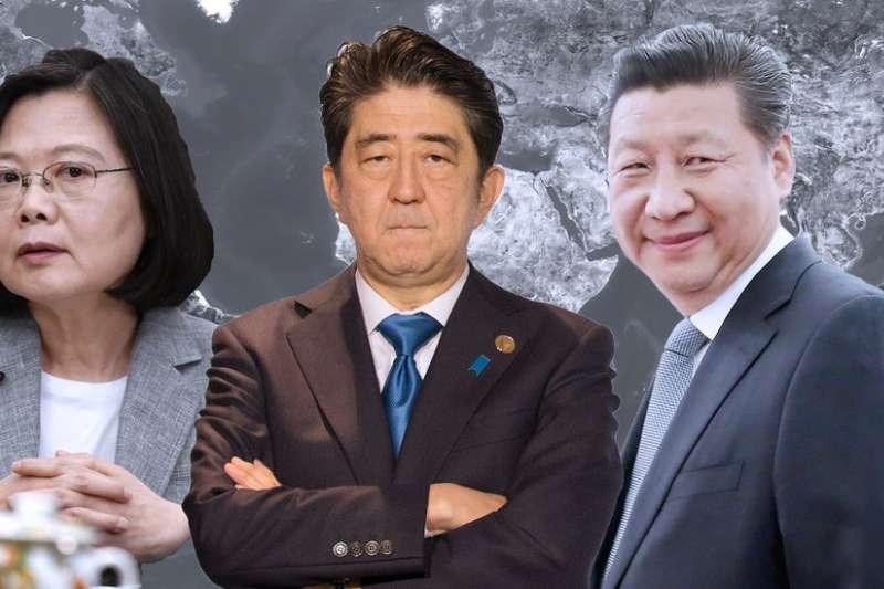 台灣、日本、中國三邊關係會如何發展?(BBC中文網)
