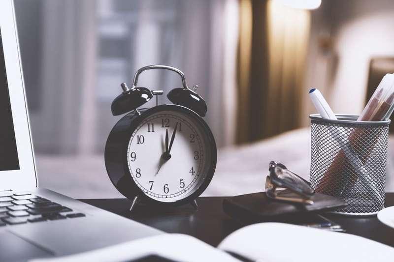 想要提高工作效率,先看看資深管理師如何管理時間!(圖/JESHOOTS.com@pexels)