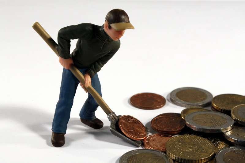 起薪上漲,但是這樣就代表新鮮人的求職狀況很好嗎?(圖/Pixabay)
