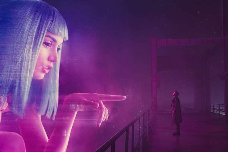 20181030-《銀翼殺手2049》劇照。(取自Youtube)