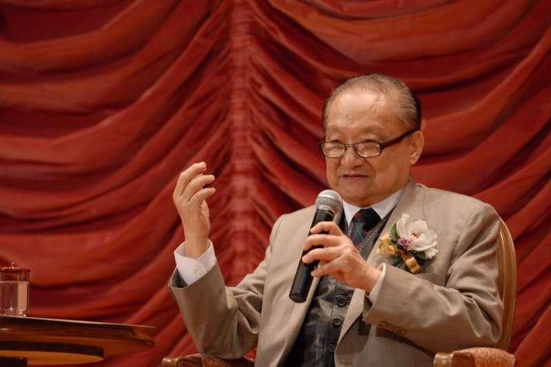 武俠小說家金庸過世,享壽94歲。(資料照,取自香港中文大學官網)