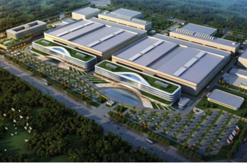福建晉華集成電路有限公司被美國禁止美企出售技術和產品。(圖截取自福建晉華官網)