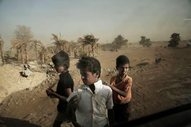 葉門內戰,人間煉獄(AP)