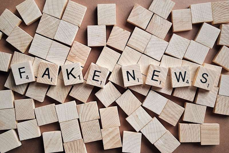 面對無所不在的假訊息、假新聞,你我都是這生態鏈中的一份子。圖為示意圖(資料照,文化+)