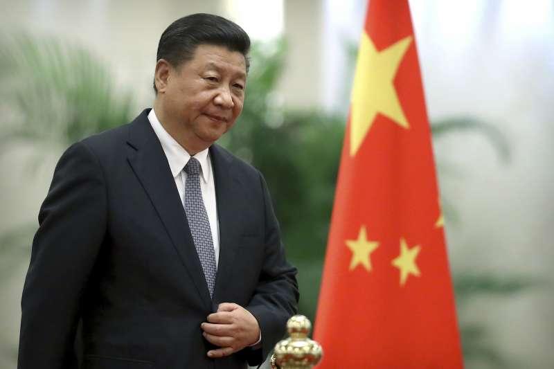 中國國家主席習近平的告台灣同胞書對台灣沒有吸引力,因為兩岸民主與專制的落差太大。(AP)