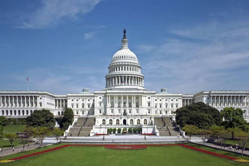 2018年美國期中選舉,史上首位穆斯林女性、原住民女性有望進入眾議院。圖為美國國會大廈。(Wikipedia/ Public Domain)