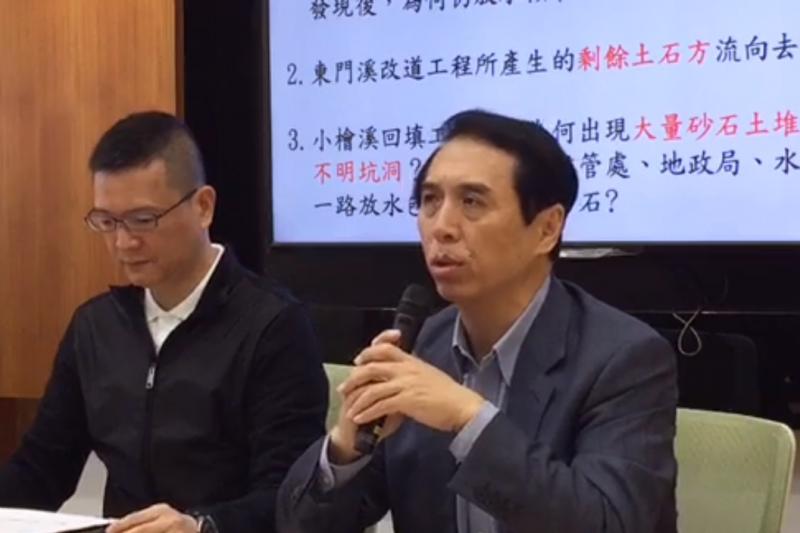 控桃市府官商勾結圖利6億元 陳學聖:若所言不實歡迎鄭文燦提告-風傳媒