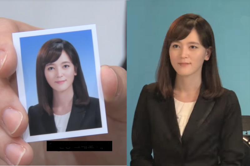 台灣人最醜的照片應該就是證件照了吧!韓國卻恰恰相反,證件照一定要比平常的照片美上幾分、絕不能隨便拍拍交差了事,這種文化背後可是藏著韓國人的無限心酸......(圖/取自youtube)