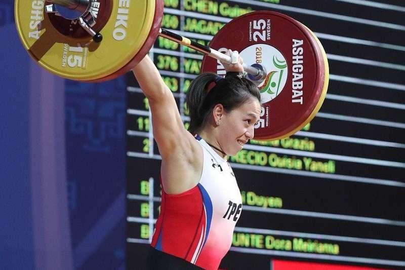 郭婞淳已經言明東京奧運將是最後一役。(圖取自IWF官網)