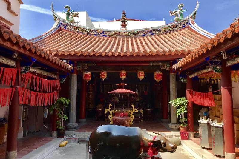 百年小鎮之信仰中心—仁和宮(圖/維基百科)