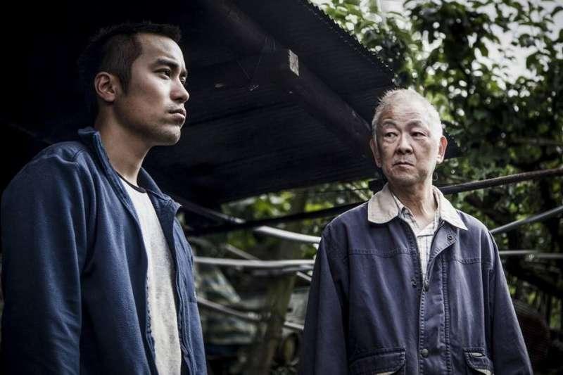 20181106-《失魂》劇照,張孝全、王羽主演,鍾孟宏執導。(取自《失魂》Facebook)