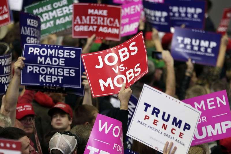 美國期中選舉:美國總統川普帶頭製造種族仇恨(AP)