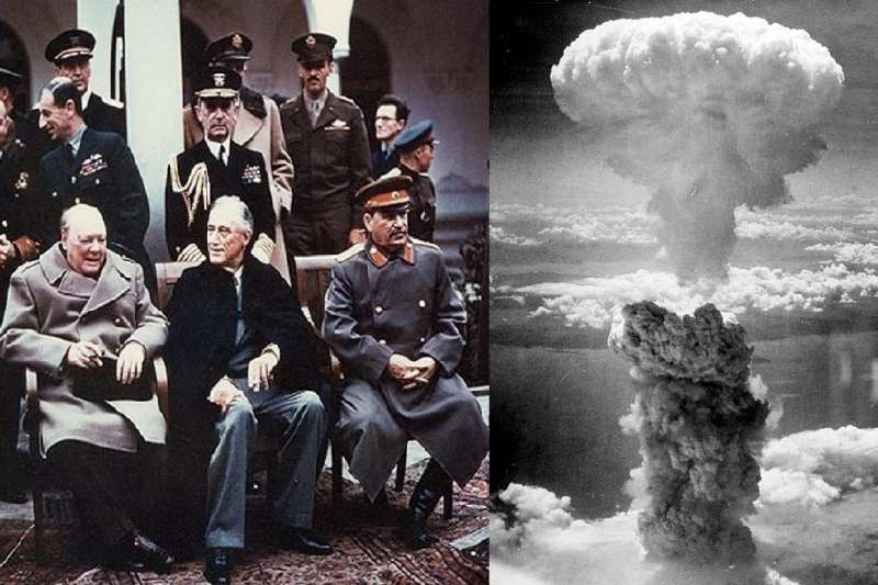 根據美軍戰後報告顯示,即使不投原子彈,日本最多也只能再堅持三個月時間。為何美軍最後還是選擇投下原子彈呢?(圖/維基百科)