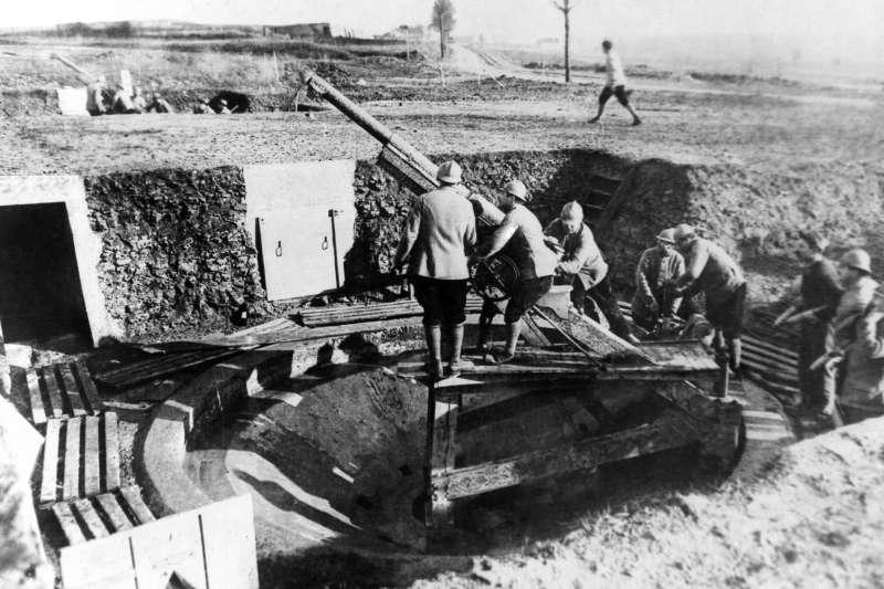 一戰百年:凡爾登戰役(AP)